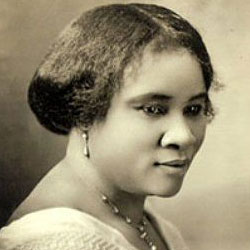 Madam CJ Walker Headshot